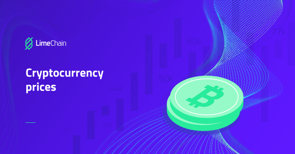 Cryptocurrency prices: a look into crypto market's latest rally