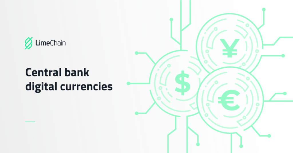cbdc - central bank digital currencies